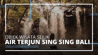 VIDEO TRAVEL | Air Terjun Sing-sing, Objek Wisata Tersembunyi di Tabanan Bali yang Siap Membius Mata