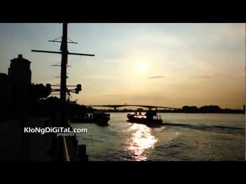 Sony Cyber-shot DSC-RX100 Video Test Review : Asiatique the Riverfront, Ba