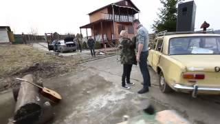 """Как снимался клип Вани Воробья """"Пацанский таз"""""""
