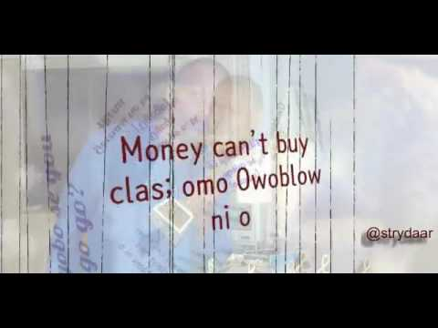OWO BLOW - OLAMIDE (LYRIC VIDEO)