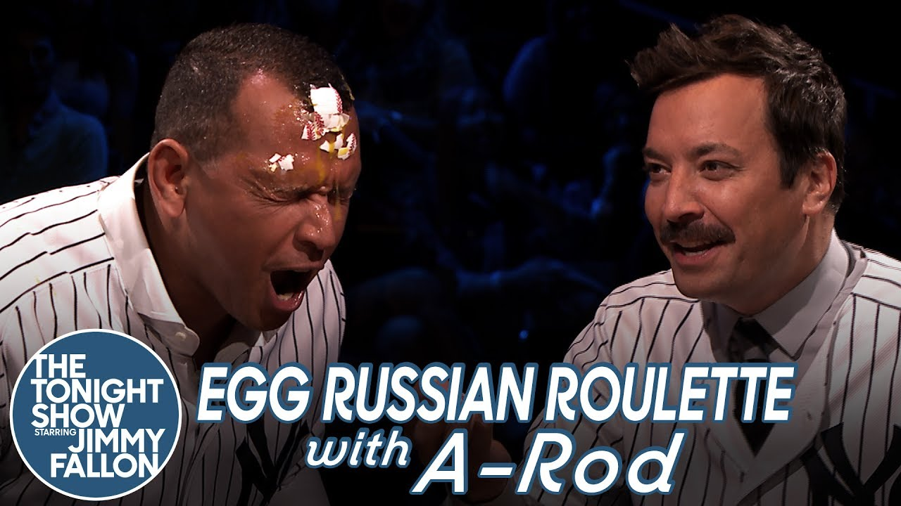 Egg Russian Roulette with Alex Rodriguez thumbnail