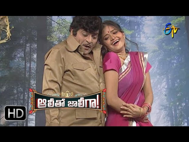 Ali Dance Performance Aresukoboyi Paresukunnanu Song | AlithoJollygaa 3rd May 2016