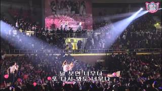 SNSD - 냉면 (Naengmyeon) [The 1st Asia Tour Into The New World]