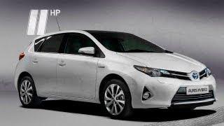 """Toyota Auris Hybrid """"Две Лошадиные Силы"""""""