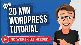 WordPressTutorialForBeginners[20MINGUIDE]