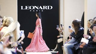 Leonard Paris | Spring Summer 2018 Full Fashion Show | Exclusive
