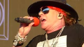 Guns N' Roses Slither Odense Denmark 06.06 2018