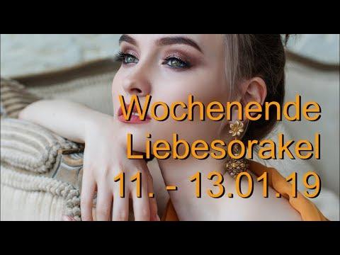 Wochenende Liebesorakel: 11.01. -13.01.2019
