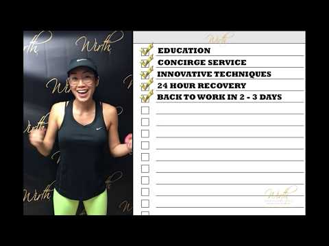 Testimonial from 24-Hour Breast Aug video