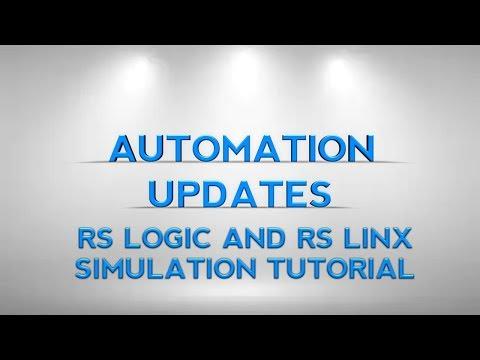 RSLogix 500, RSLogix 500 Emulate & RSLinx (PLC TRAINING ...