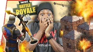 BRAND NEW HIGH EXPLOSIVES GAME MODE! - FortNite Battle Royale Ep.58