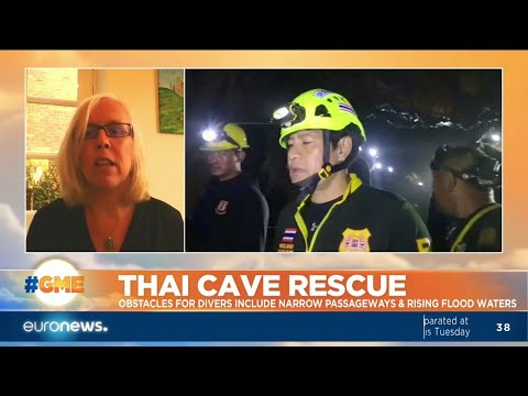 Thai Cave Rescue: obstacles for divers include narrow passageways and rising flood waters
