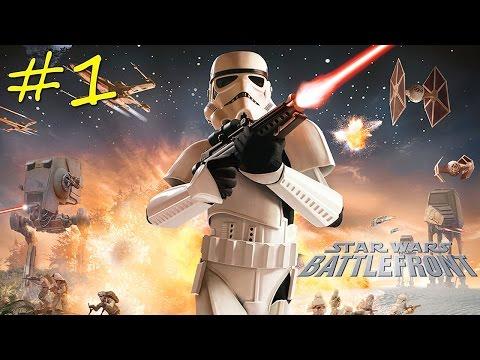 Прохождение Star Wars: Battlefront (PC) #1 - Войны клонов - Сепаратисты