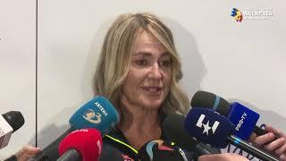 Nadia Comăneci - Deocamdată Marcela Fumea e persoana potrivită la Federaţia Română de Gimnastică