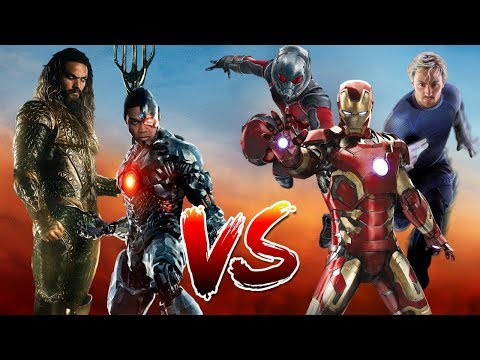 Justice League VS Avengers Ultimate Edition PART 2 | Who Wins?