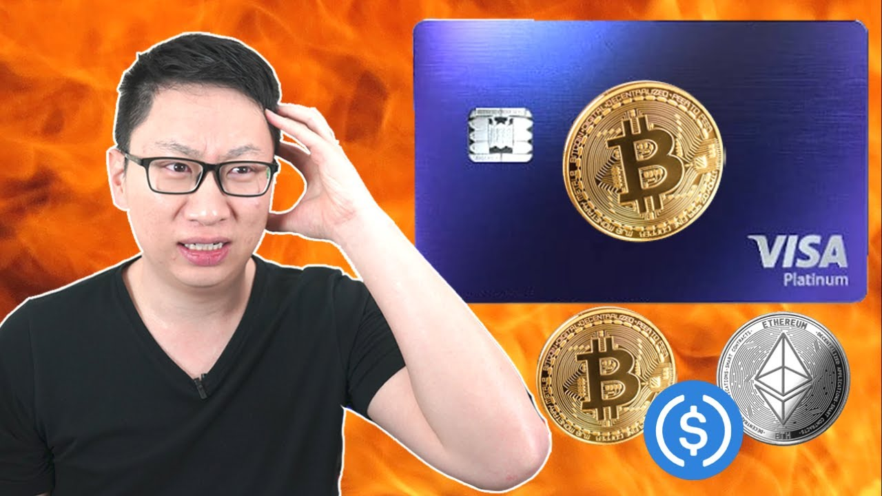 Crypto Credit Cards|What You MUST Know thumbnail