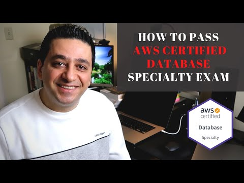 How To Pass AWS Certified Database Specialty Exam - YouTube