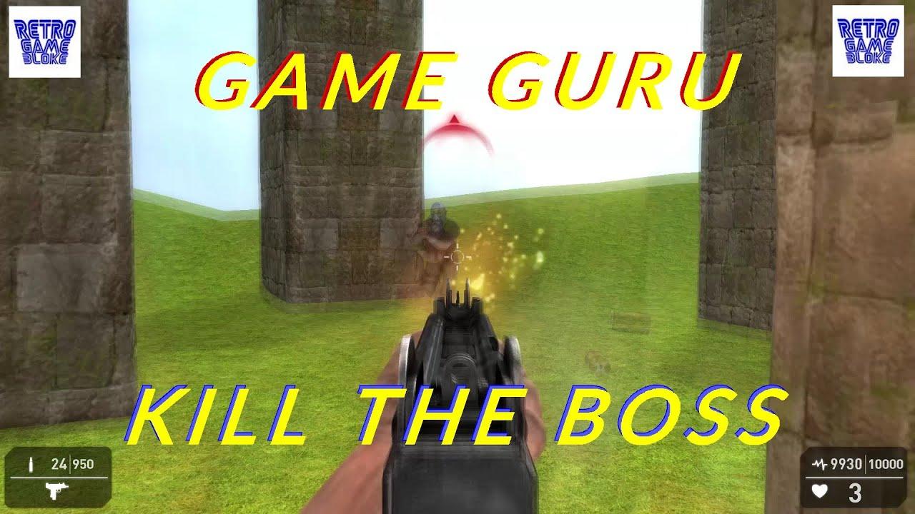 GameGuru - Tutorials