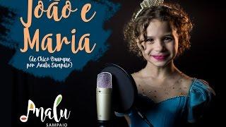 Analu Sampaio - João e Maria (COVER) - Chico Buarque