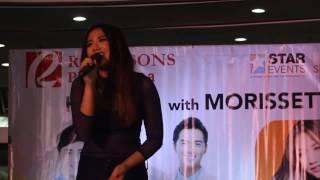 MORISSETTE AMON singing HINAHANAP PA RIN