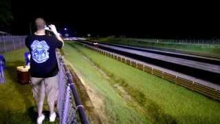 Chris Heredia 9th Gen Civic Track Run