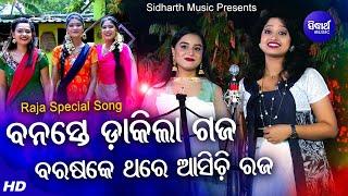 Banaste Dakila Gaja Barasake Thare Asichi Raja   Special Raja Song   Dipti,Arpita,Pragyan   Sidharth