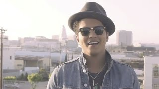 """Bruno Mars - The Making Of """"Just The Way You Are"""" Music Video"""
