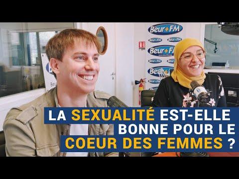 [AVS] La sexualité est-elle bonne pour le coeur des femmes ? - Nadia El Bouga et Dr Mathieu Bernard