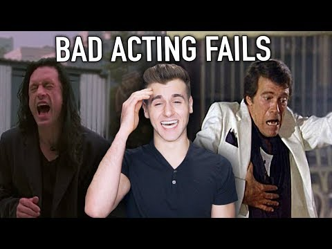 Best Of Bad Acting! (Hilarious)