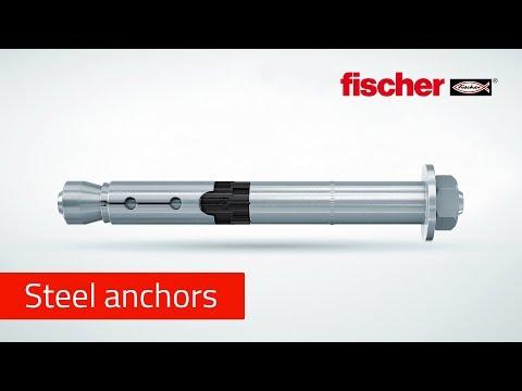 Sleeve anchor FH II 18/25 B