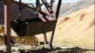 preview picture of video 'Mina La Mejicana  - Cap.  II -  Cueva de Perez a Estacion 8 y 9'