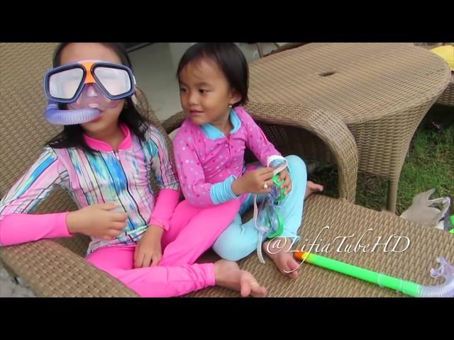 Liburan Asik! Fun Snorkeling  @LifiaTubeHD