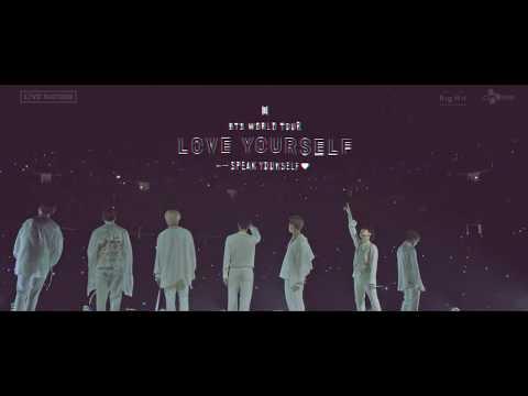 BTS (방탄소년단) WORLD TOUR LOVE YOURSELF: SPEAK YOURSELF SPOT
