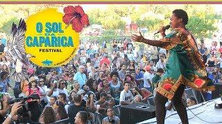 Elida Almeida ao vivo no Sol da Caparica   Lebam Ku Bo   edição 2016