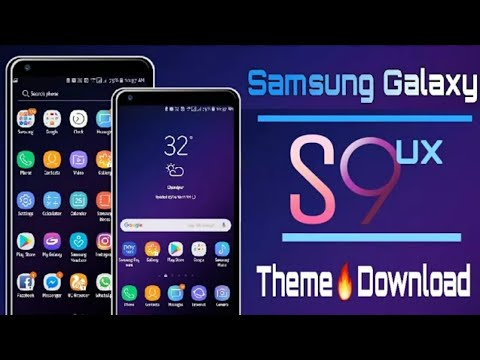 S8 Theme Download