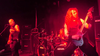 ANGELCORPSE - Sons of Vengeance (Lima, Perú 2017)