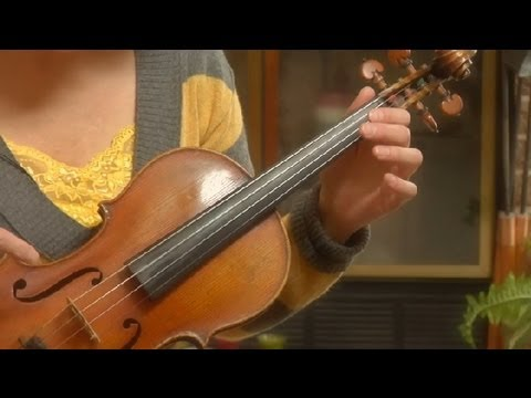 Relationship Between Fundamental Frequency and Tension on a Violin String : Violin Tips