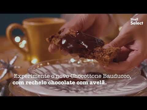 Shell Select e Chocottone Bauducco: Chuva de chocolate