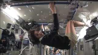 Космическая Станция от первого лица. Экскурсия по МКС
