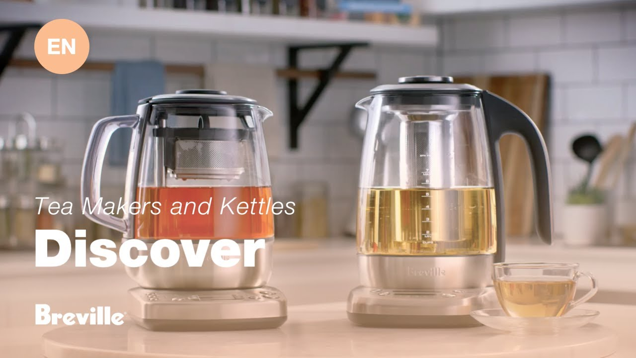 Breville Tea Makers - Treat Tea Right