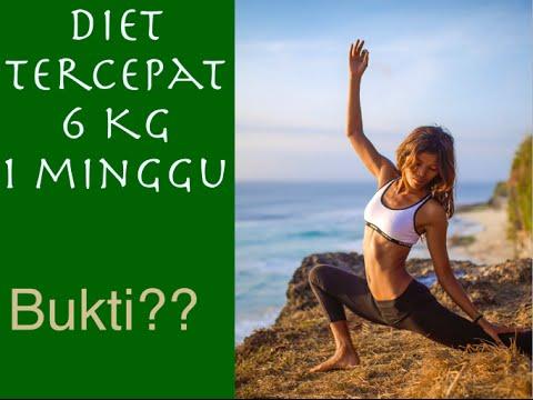 Metode penurunan berat badan yang paling parah