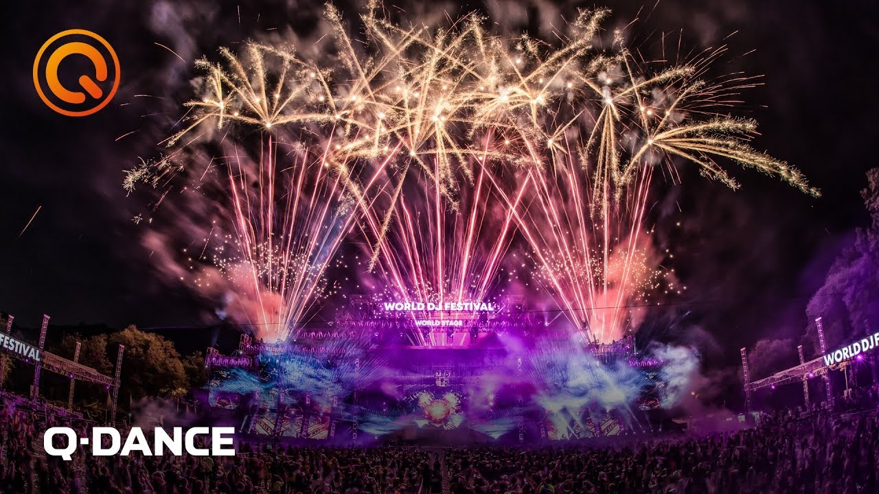 Q-dance Take Over