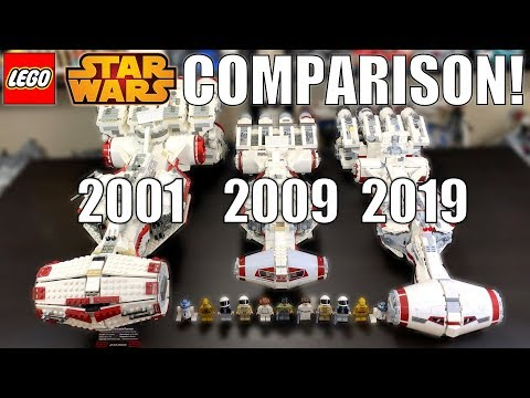 LEGO Star Wars SUMMER 2019 Sets RUMORS! | UCS Star Destroyer