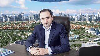 Павел Тапашиди. Проект ГрадСити.