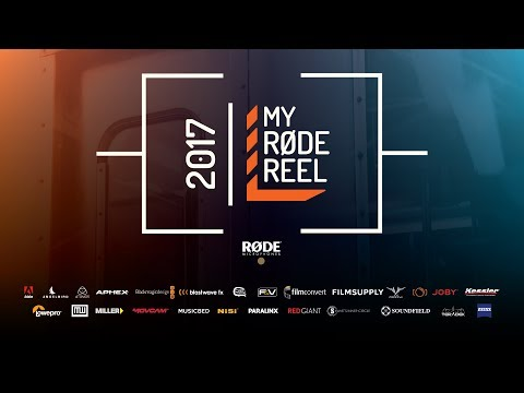 THE REPETİTİVE - My RØDE Reel 2017 BTS