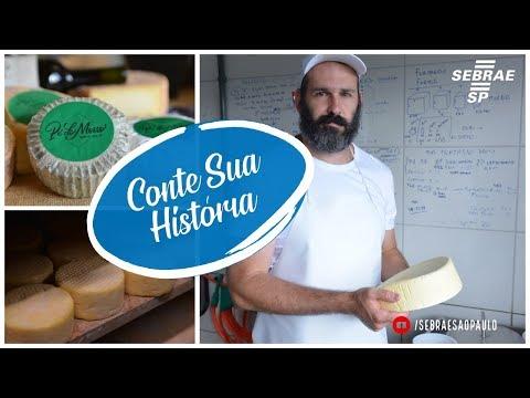 Largou emprego para produzir queijos artesanais em SP