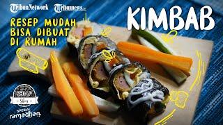 Resep Kimbab, Makanan Piknik ala Orang Korea yang Bisa Juga Jadi Menu Buka Puasa