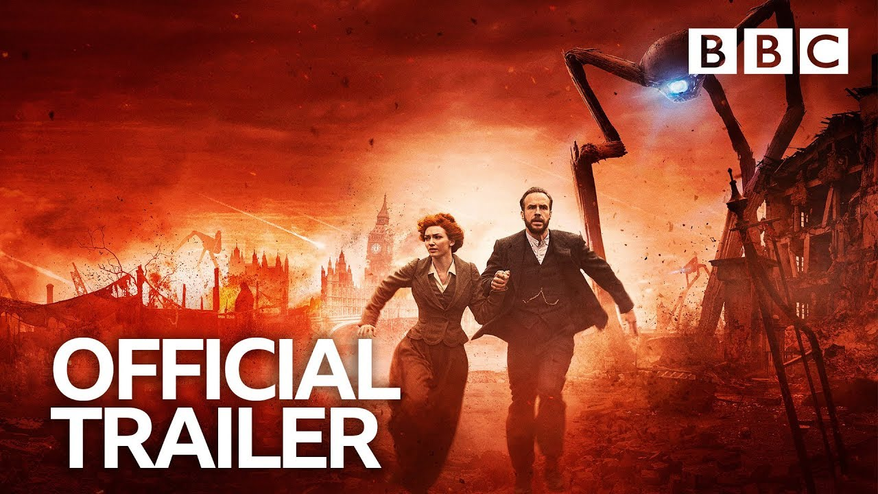First Trailer: The War of the Worlds, 2019 - BBC