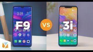 OPPO F9 vs Huawei Nova 3i Comparison Review