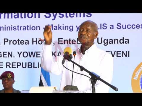 President calls for modernisation of land management